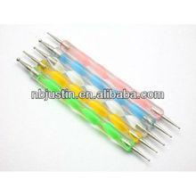 2015 new design ,hot selling nail art Dotting Pen
