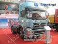 Trator de óleo do motor, caminhão trator, cabeça do trator, cabeça do trator