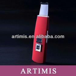 RED Ultrasonic skin scrubber with accumulator (CE)