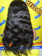 top grade unprocessed brazilian virgin hair u part wig