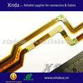 Fiação usb 2.0 para rj45 flat cable fio elétrico cabo panel mount 3.5 mm cabo de reforço de montagem FPC tela LCD FPC