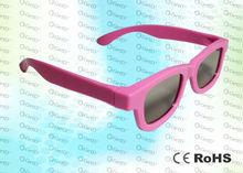high brightness 3D polarized Glasses for DLP Projectors