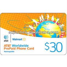 HOT! vip calling card supplier
