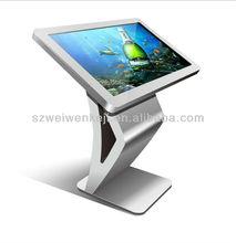 Wow! 46 inch beautiful multi-functional interactive computer kiosk enclosure