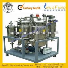 Cooking Oil Regeneration Equipment/ Biodiesel oil pre-treatment system