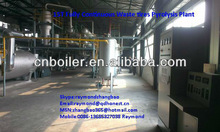 Fully automatic pyrolysis equipment