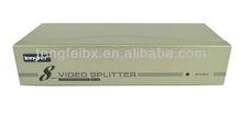 2 4 8 16 32port rca video audio splitter plug adapter