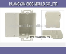 Connection box mould with high quality and right lead time