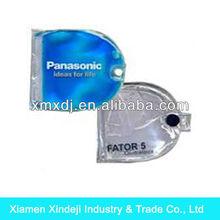 Hot sale PVC CD Bags xmxdj-0387