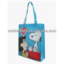 cartoon laminated nonwoven bag/pp non woven bag