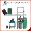 Nettoyage de l'acier roi machine à tricoter