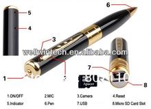 wellwin mini hidden camera pen