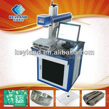 High Speed Scanning Galvo Mirror Fiber Laser Marking Machine for Sale