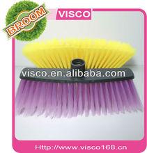 2012 super quality soft bristle household plastic broom