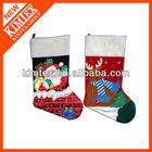 Nice and durable santa,bear deer christmas socks for decoration