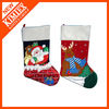 Nice and durable santa,bear deer christmas socks for decoration