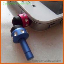 Cheapest Mini 3.5mm Jack Plug Stylus Pen For iPad/Galaxy Tab