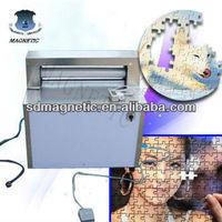 jigsaw puzzle press machine