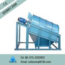 China Manufacture Sealed Type Lump Coal Trommel Screen