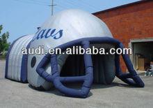 Inflatable helmet/Inflatable Football Helmet/Inflatable Sport Helmet