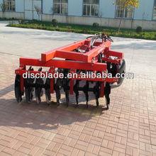 2013 hot seller IBZ hydraulic trailed off-set heavy-duty farm drag disc harrow