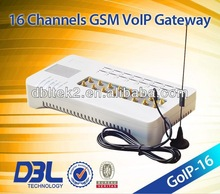 16 ports gsm voip gateway mobile voip