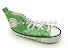 promotional glitter shoe penceil case