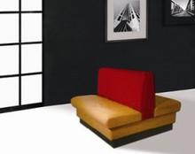 Simple design restaurant sofa K-03