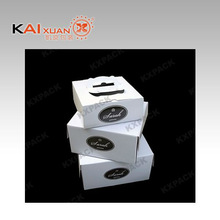 Various Sizes Milk White Paper Cake Box