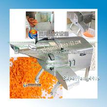 vegetable dicing machine for processing cut carrot, potato, taro, fruit, onion, mango, pineapple, apple, ham, giantarum, pawpaw