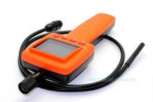 "2.4"" Video Inspection Borescope Endoscope Pipe 8.2mm Camera Snake Scope 1 Meter"