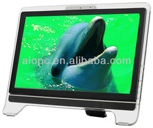 18.5 inch all in one pc touch screen desktop allinone computer