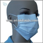 Non-woven disposable face mask H7N9 bird flu