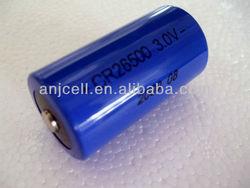 Primary lithium batteries CR26500
