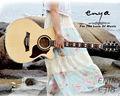Enya guitarra acústica E18 serie, Corea guitarras