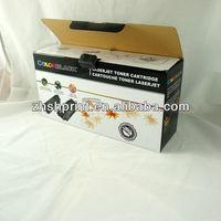 Custom toner cartridge packaging boxes