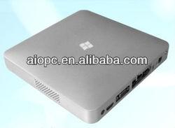mini desktop pc htpc computer case by core i3/i5/i7,mainboard H61,duo-core