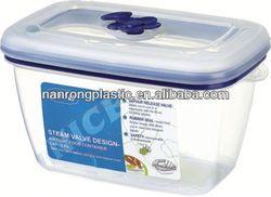 2013 new arrival plastic products wholesale plastic box series storage box pet plastic food box