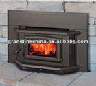 Insert wood Fireplace
