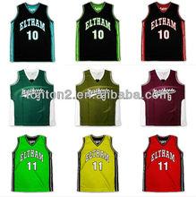 custom designs and 1 basketball uniforms