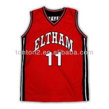 hot new custom designs basketball jersey 2012