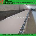 Placa de gesso linha/máquina na china