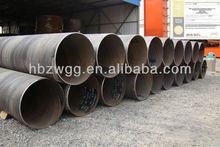 Hydropower station spiral steel pipe penstock