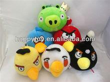 HI hot sales&high quality love birds stuffed plush bird toys