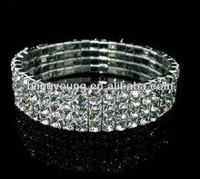 2013 make crystal stone bracelet BY-0025