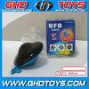 New Design!!! Educational Magic Music Gyroscope Toy spinning top Gyro Magic UFO Magic Flash Music Gyroscope Toy