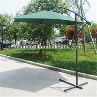 Hot sale outdoor patio hanging banana umbrella sun garden parasol umbrella