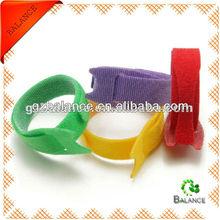 Custom velcro wire wrap