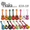 guitars made in indonesia ukulele kus-118