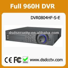 Hot ! ! ! Standalone Dahua 8CH Effio 960H DVR Recorder